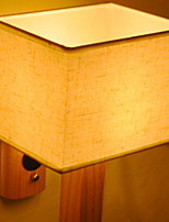 baratos -Legal Moderno / Contemporâneo Luminárias de parede Quarto / Banheiro Madeira / Bambu Luz de parede 220-240V 40 W