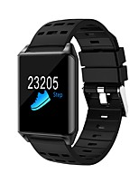 cheap -Smart Bracelet YY-R11S for Android 4.3 and above / iOS 7 and above Touch Screen / Heart Rate Monitor / Calories Burned Pedometer /