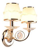 baratos -Novo Design / Criativo Moderno / Contemporâneo / Regional Luminárias de parede Quarto de Estudo / Escritório / Interior Metal Luz de parede 110-120V / 220-240V 40 W