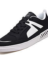 cheap -Men's Canvas Summer Comfort Sneakers Black / Gray / Red