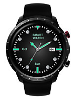 cheap -Smartwatch Z18 for Android GPS / Touch Screen / Heart Rate Monitor Pedometer / Alarm Clock / Temperature Display