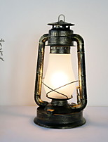cheap -Simple / Modern / Contemporary Creative / Cool Table Lamp For Living Room / Bedroom Metal 220V Yellow