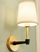 cheap -Anti-Glare Modern / Contemporary Wall Lamps & Sconces Bedroom Metal Wall Light 220-240V 40 W