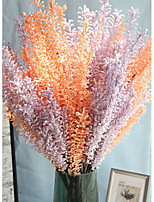 abordables -Fleurs artificielles 5 Une succursale Classique Rustique / Moderne Plantes Fleur de Table