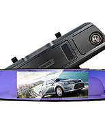 cheap -Anytek T77 1080p Night Vision / Dual Lens Car DVR 170 Degree Wide Angle 7 inch IPS Dash Cam with G-Sensor Car Recorder