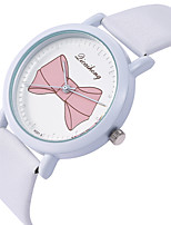 cheap -Women's Wrist Watch Casual Watch / Cool PU Band Casual / Fashion White / Blue / Green
