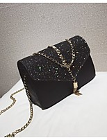 cheap -Women's Bags PU(Polyurethane) Shoulder Bag Tassel Black / Gray / Brown