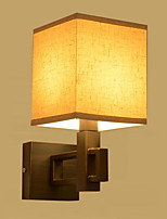 cheap -New Design / Cool Simple / Modern / Contemporary Wall Lamps & Sconces Living Room / Bedroom Metal Wall Light 220-240V 40 W