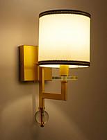 preiswerte -Cool Modern / Zeitgenössisch Wandlampen Wohnzimmer / Schlafzimmer Metall Wandleuchte 220-240V 40 W