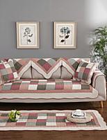 baratos -Cobertura de Sofa Clássico Acolchoado Algodão / Poliéster Capas de Sofa
