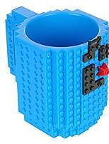Недорогие -Конструкторы 1 pcs чашка 3D в мультяшном стиле Все Подарок