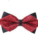 cheap -Unisex Party / Basic Bow Tie - Geometric / Color Block Bow / Criss-Cross