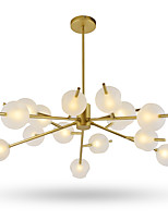 Недорогие -LWD Спутник Люстры и лампы Рассеянное освещение - Новый дизайн, Cool, 110-120Вольт / 220-240Вольт Лампочки не включены / G9 / 10-15㎡