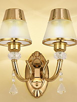 cheap -New Design Vintage Wall Lamps & Sconces Living Room / Bedroom Metal Wall Light 220-240V