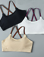 cheap -Women's Full Coverage Bras Sports Bras - Solid Colored