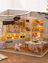 cheap -Dollhouse Creative / with LED Light Cake 1 pcs Pieces Child's Gift