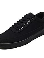 cheap -Men's PU(Polyurethane) Spring / Summer Comfort Sneakers Beige / Gray / Green