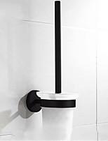 abordables -Set d'Accessoires de Salle de Bain / Porte Brosse de Toilette Design nouveau / Créatif Moderne / Antique Acier Inoxydable 1pc - Salle de Bain Montage mural