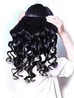 Недорогие -4 Связки Малазийские волосы Свободные волны Натуральные волосы Подарки / Косплей Костюмы / Человека ткет Волосы 8-28 дюймовый Ткет человеческих волос Жизнь / Горячая распродажа / Для темнокожих женщин