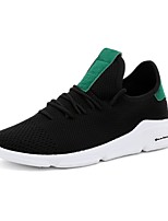 cheap -Men's Mesh Summer Comfort Sneakers White / Black / Green