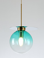 preiswerte -ZHISHU Geometrisch / Mini / Neuartige Pendelleuchten Raumbeleuchtung - Neues Design, Kreativ, 110-120V / 220-240V Inklusive Glühbirne