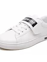 economico -Per uomo PU (Poliuretano) Estate Comoda Sneakers Monocolore Rosso / Bianco / nero / Bianco / Argento
