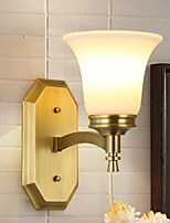 cheap -New Design Simple / Modern / Contemporary Wall Lamps & Sconces Living Room / Bedroom Metal Wall Light 220-240V 40 W