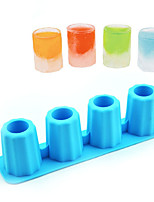 cheap -Bakeware tools Silicone Cool / DIY For Ice / Ice Cream Tray / Cake Molds / Dessert Tools 1pc
