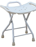 cheap -Bathroom Chair New Design / Foldable / Non-Slip Contemporary / Ordinary Metalic / Plastic 1pc Bathroom Decoration
