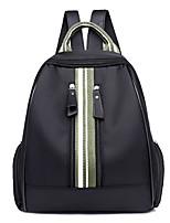 cheap -Women's Bags PU(Polyurethane) Backpack Zipper Green / Red