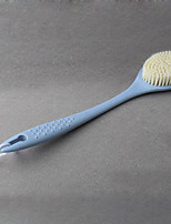 cheap -Tools / Bath Brush New Design / Portable / Easy to Use Contemporary Nylon Brush / PP / ABS+PC 1pc Sponges & Scrubbers / Shower Accessories