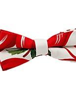 cheap -Unisex Party / Basic Bow Tie - Floral / Color Block Bow