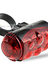 Недорогие -Задняя подсветка на велосипед / огни безопасности / задние фонари Светодиодная лампа Велоспорт Водонепроницаемый, Портативные, Простота транспортировки Литий-ионная 20 lm Заряд батареи