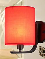 abordables -Design nouveau Moderne / Contemporain Appliques Chambre à coucher / Bureau Métal Applique murale 220-240V 40 W