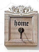 Недорогие -1шт Дерево Дача / ДеревняforУкрашение дома, Декоративные объекты / Домашние украшения Дары