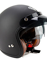 cheap -YOHE YH-859 Half Helmet Adults Unisex Motorcycle Helmet  Breathable / Deodorant / Anti-sweat