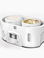 Недорогие -Рисоварка Новый дизайн / Многофункциональный Нержавеющая сталь / ABS + PC Рисоварки 220-240 V 200 W Кухонная техника