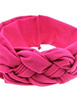 abordables -Bandeaux / Prune Accessoires pour cheveux Tissu Denim Perruques Accessoires Femme 1pcs pcs 20 cm cm Usage quotidien Elégant / Décoratif Mignon / Nœud