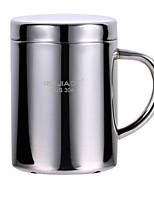 Недорогие -Drinkware Нержавеющая сталь Бокал Теплоизолированные 1 pcs