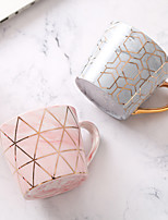 cheap -Drinkware Porcelain / China Coffee Mug / Tea & Beverage / Mug Boyfriend Gift / Girlfriend Gift 1pcs