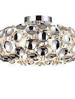 baratos -CXYlight 3-luz Esfera Montagem do Fluxo Luz Ambiente 110-120V / 220-240V Lâmpada Não Incluída