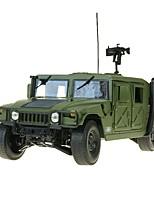 abordables -Petites Voiture Véhicule Militaire Militaire / Camion / Camion de transporteur Vue de la ville / Cool / Exquis Métal Tous Enfant / Adolescent Cadeau 1 pcs
