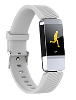 cheap -Smart Bracelet YY-B1 for Android 4.3 and above / iOS 7 and above Heart Rate Monitor / Waterproof / Blood Pressure Measurement / Pedometers / Calories Burned Pedometer / Call Reminder / Activity
