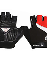cheap -WOSAWE Half-finger Unisex Motorcycle Gloves Breathable Mesh Breathable / Wearproof / Non-slip