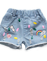 cheap -Toddler Girls' Floral Shorts