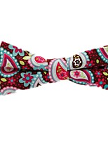 cheap -Unisex Party / Basic Bow Tie - Floral / Color Block / Paisley Bow