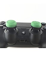 cheap -Game Controller Thumb Stick Grips For PS4 / PS4 Slim / PS4 Prop ,  Game Controller Thumb Stick Grips Silicone 1 pcs unit