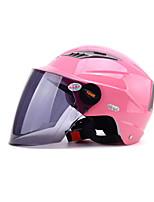 Недорогие -YEMA 326 Каска Взрослые Универсальные Мотоциклистам Защита от удара / Защита от ультрафиолета / Защита от ветра