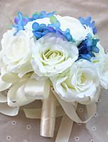 abordables -fleurs de mariage unique décoration de mariage prom / mariage matériaux personnalisés 0-10 cm