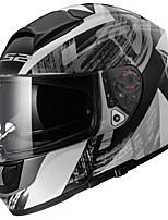 Недорогие -LS2 FF397 Интеграл Взрослые Универсальные Мотоциклистам Водоотталкивающие / Anti-Dust / Износоустойчивый